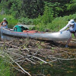 canoe-poem